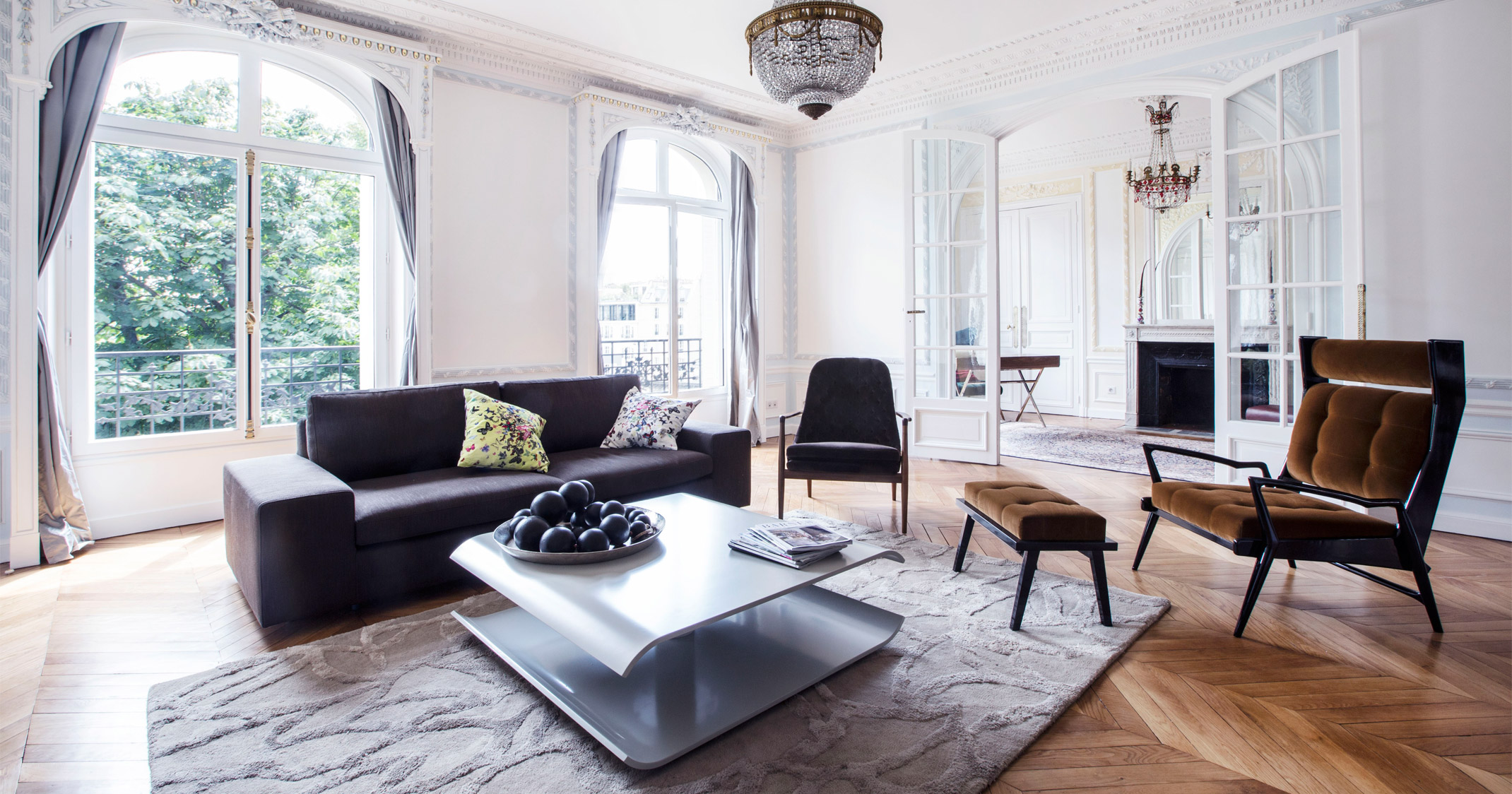 Furnished apartment for rent Paris