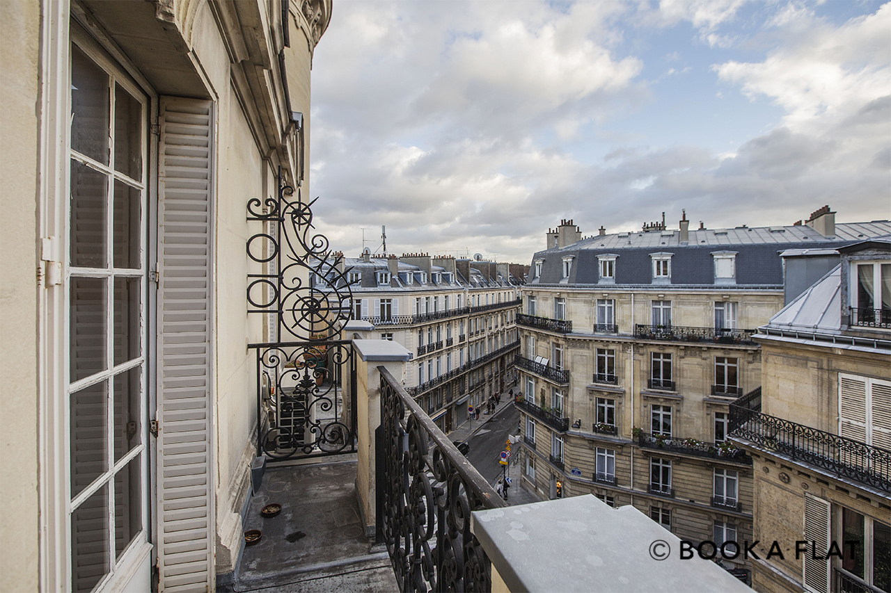 Apartment Paris Rue de Miromesnil 14
