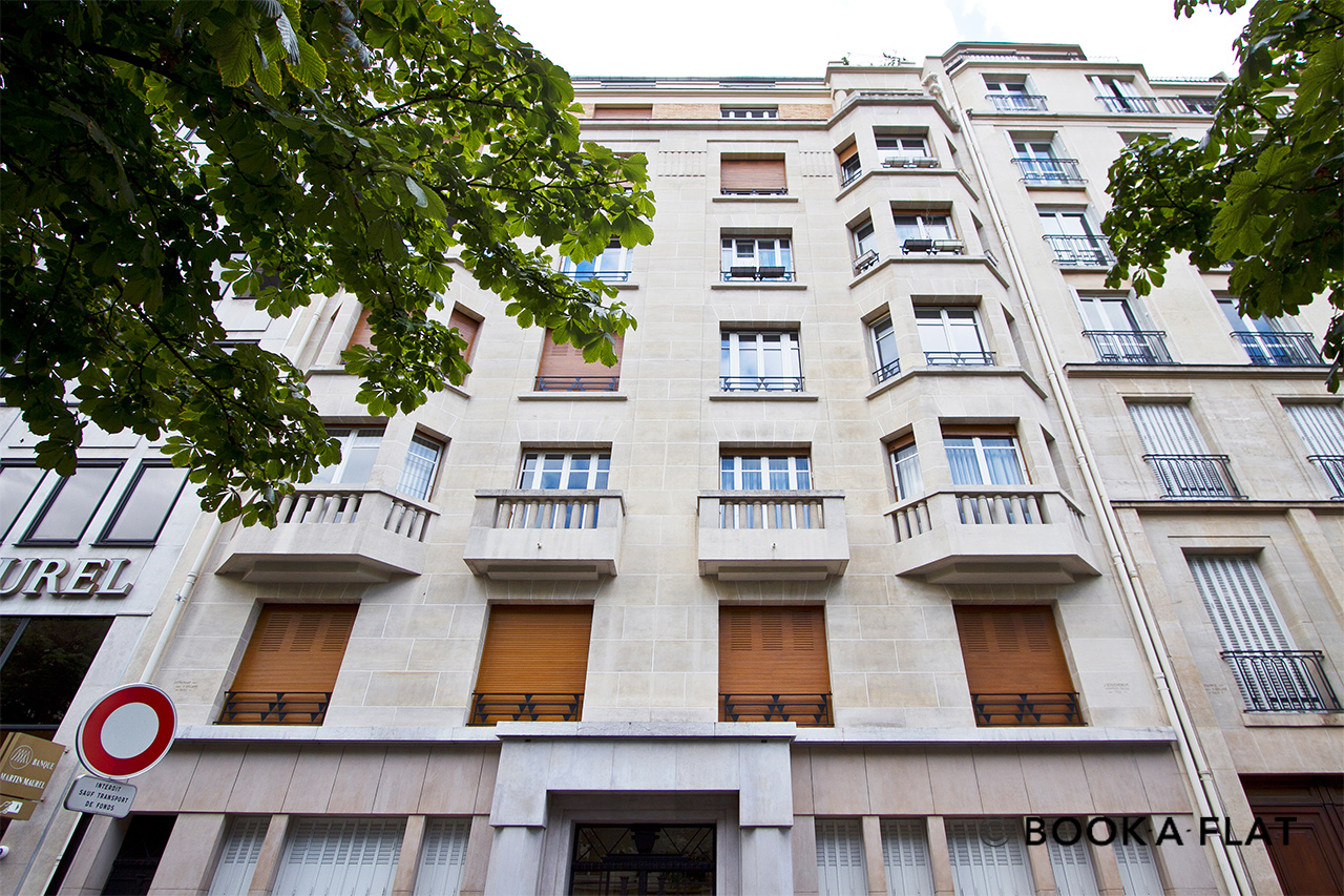 Apartment Paris Avenue Hoche 10