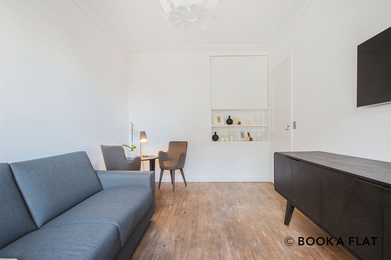 Apartment Paris Avenue Hoche 4