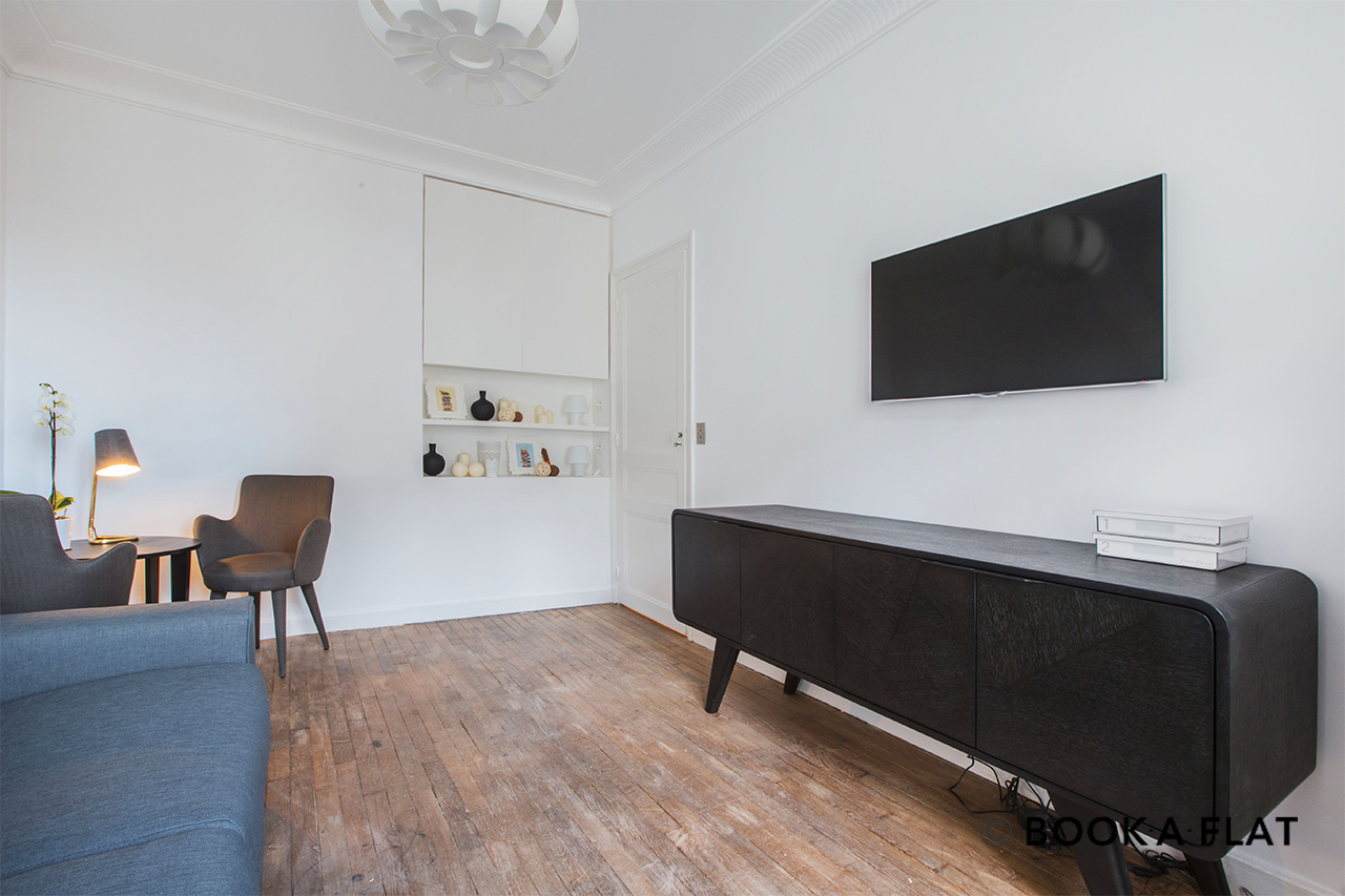 Apartment Paris Avenue Hoche 5