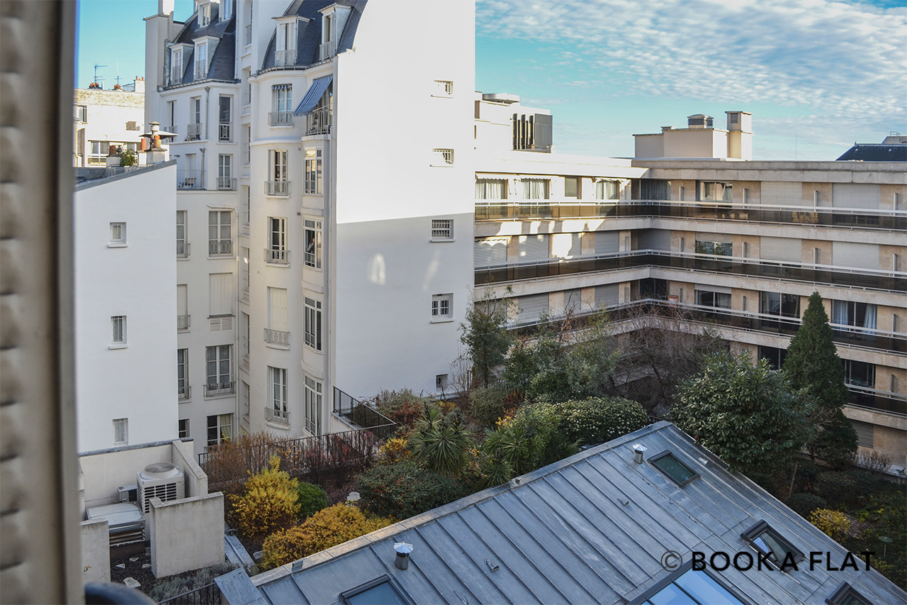 Apartment Paris Avenue Hoche 9