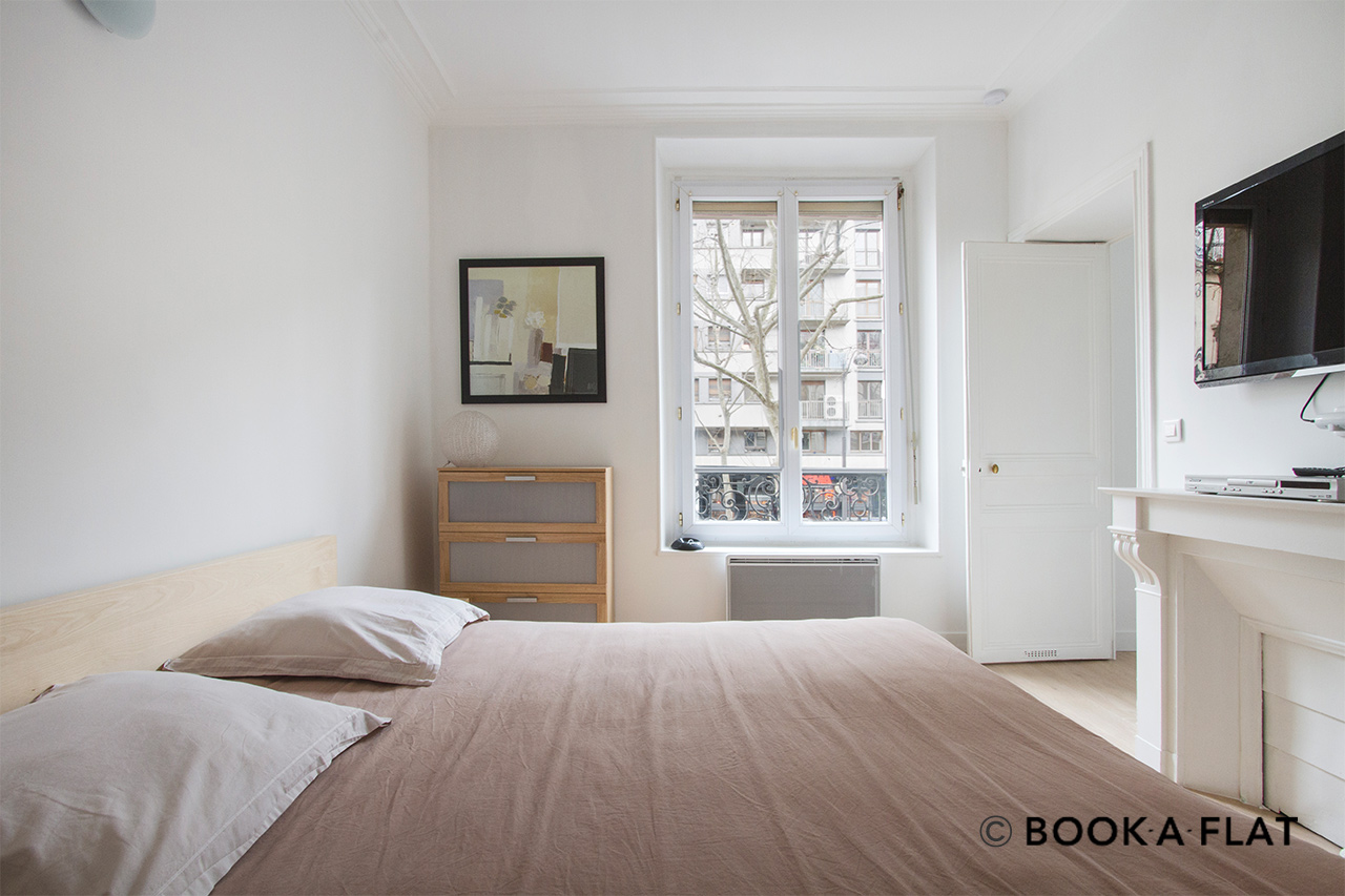 Apartment Paris Boulevard Voltaire 7