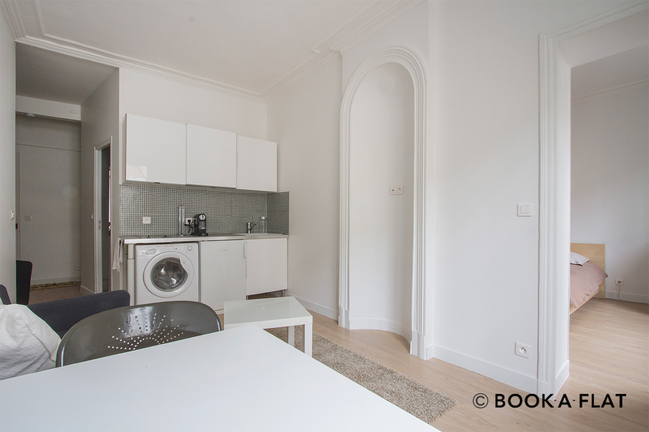 Apartment Paris Boulevard Voltaire 5