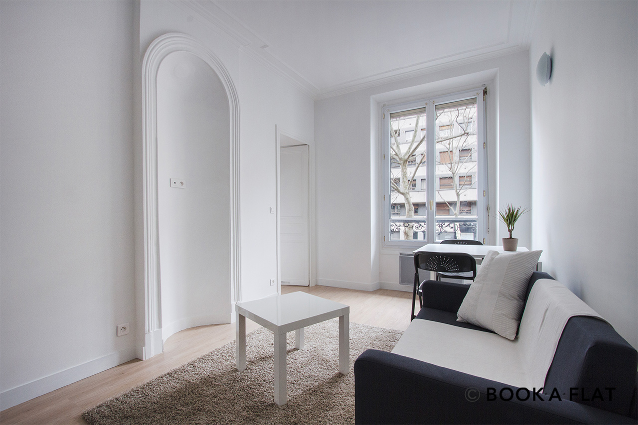 Paris Boulevard Voltaire Apartment for rent