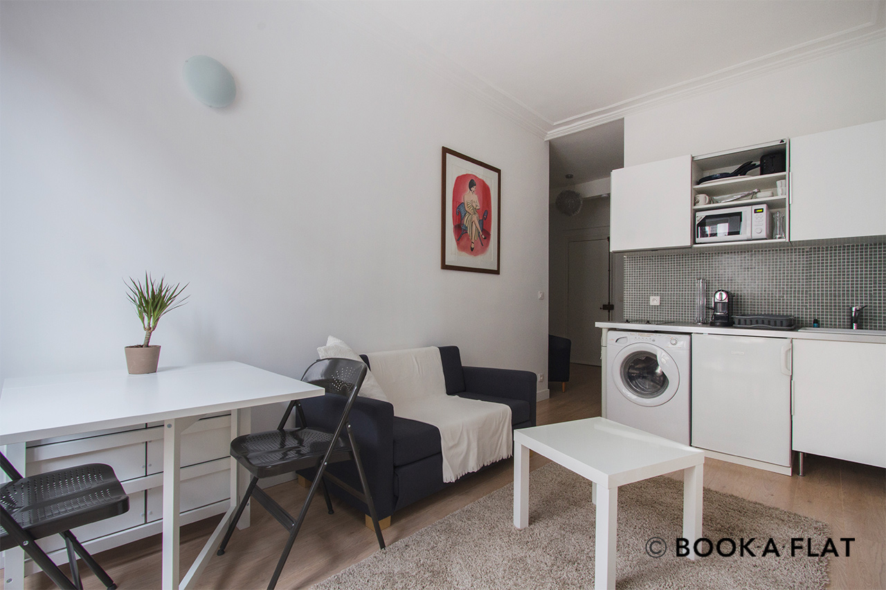 Apartment Paris Boulevard Voltaire 2