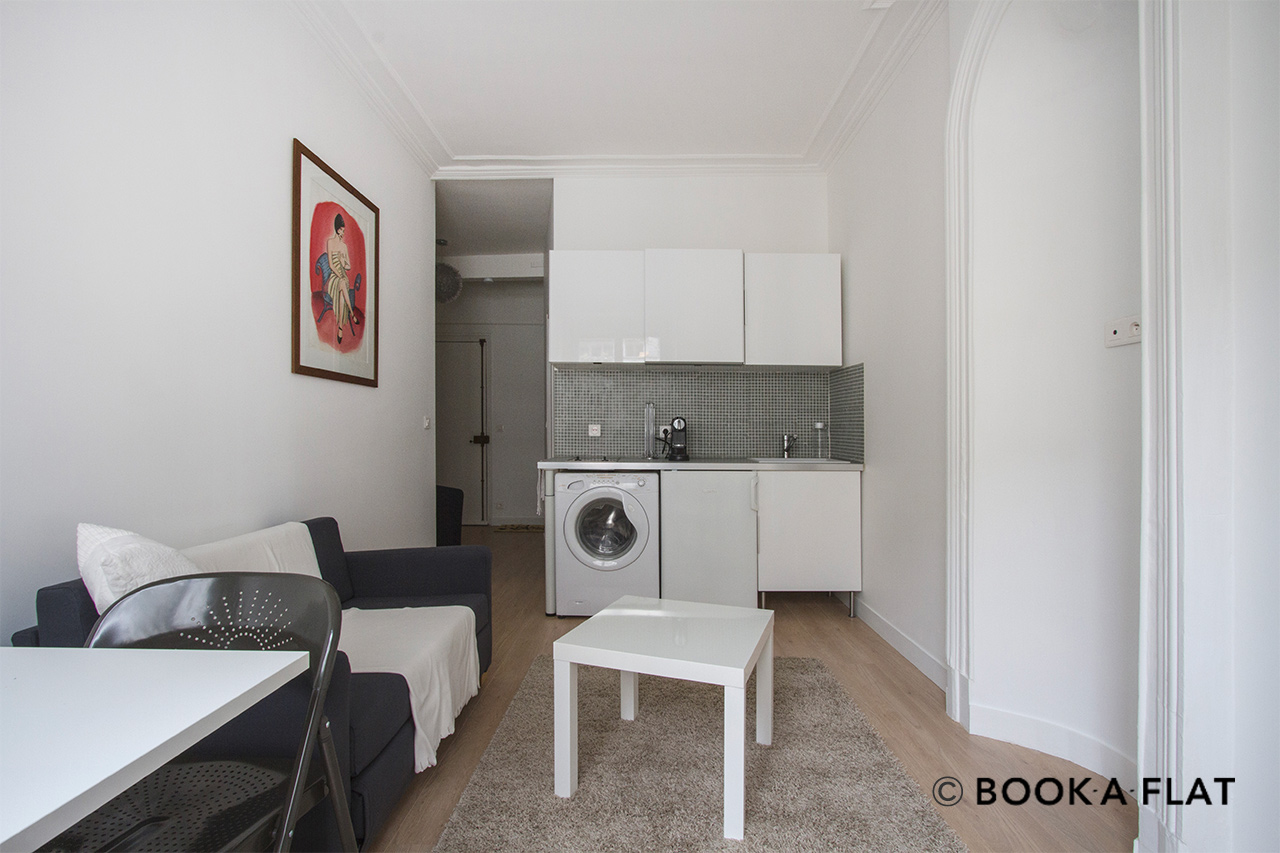 Apartment Paris Boulevard Voltaire 3