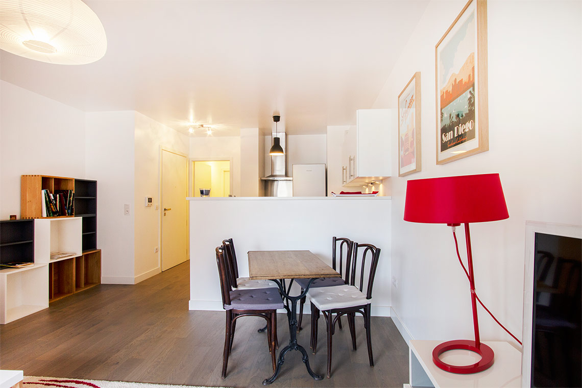 Apartment Paris Boulevard de Grenelle 7