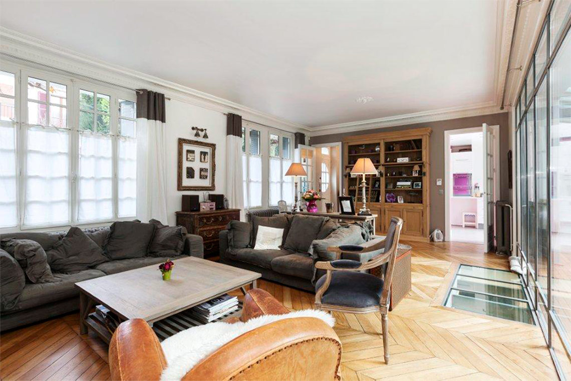 Apartment Paris Villa Hersent 10