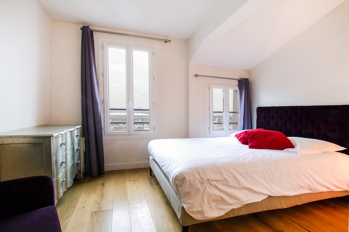 Apartment Paris Rue des Boulangers 8