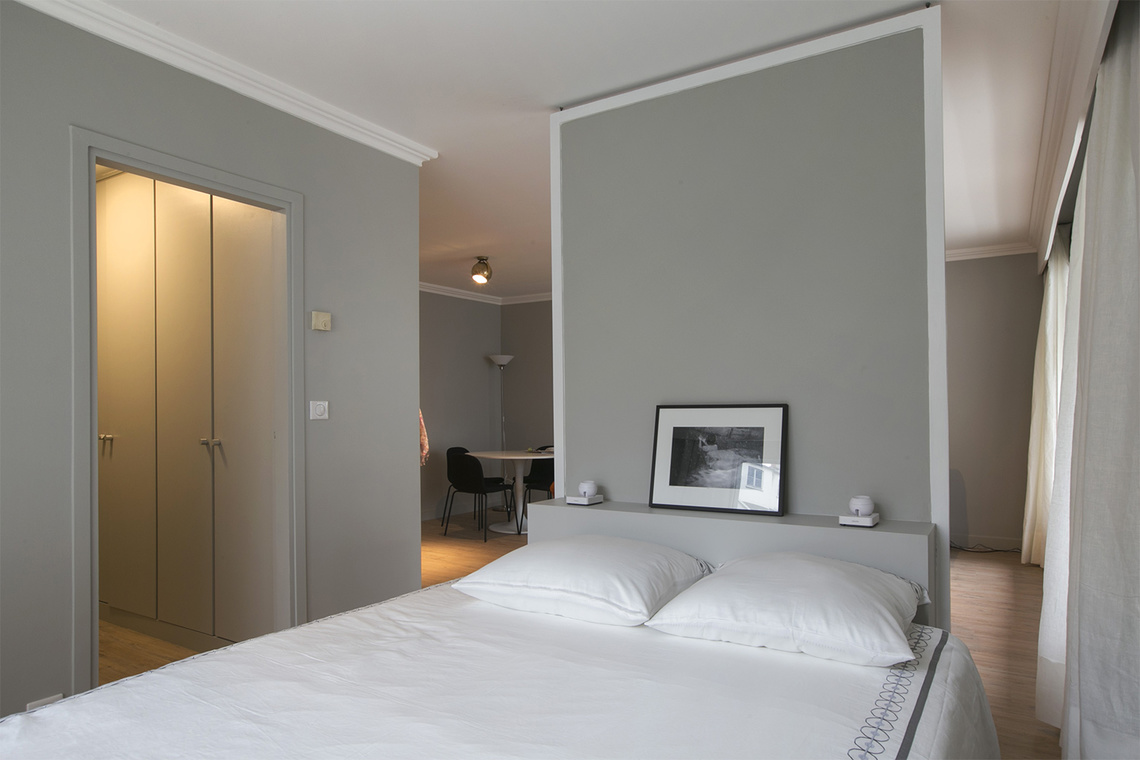 Appartement Paris Rue Stanislas 8