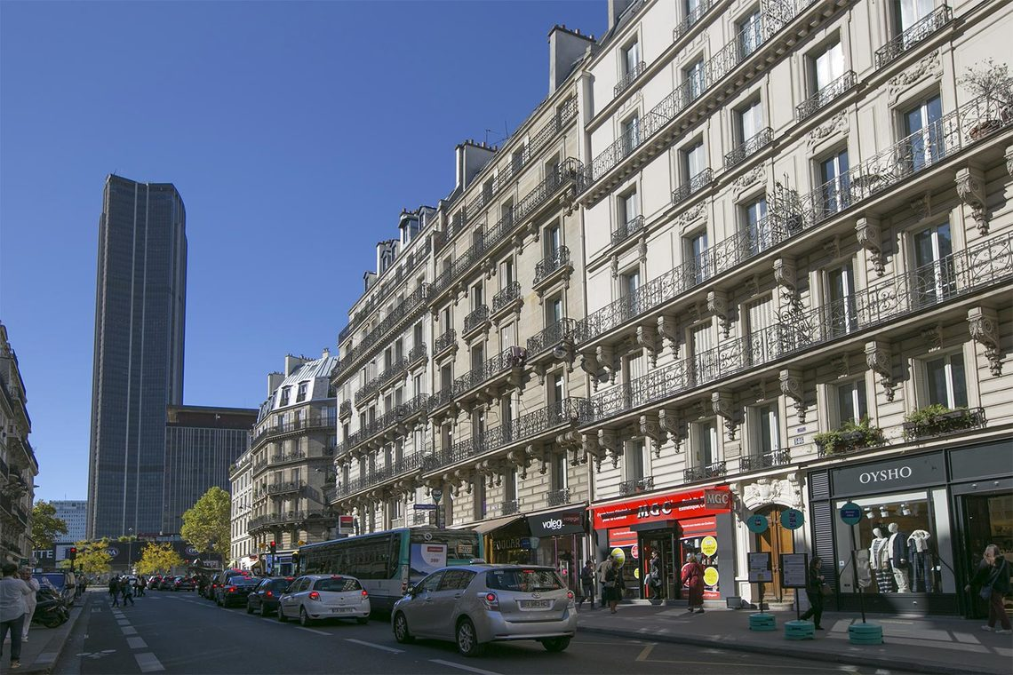 Appartement Paris Rue Stanislas 17