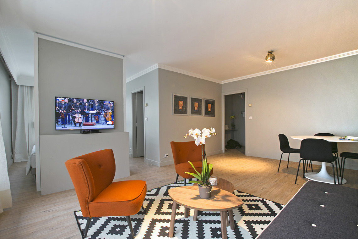 Appartement Paris Rue Stanislas 4
