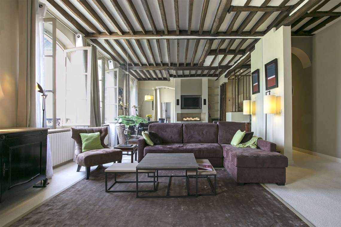 Paris Rue Vieille du Temple Apartment for rent
