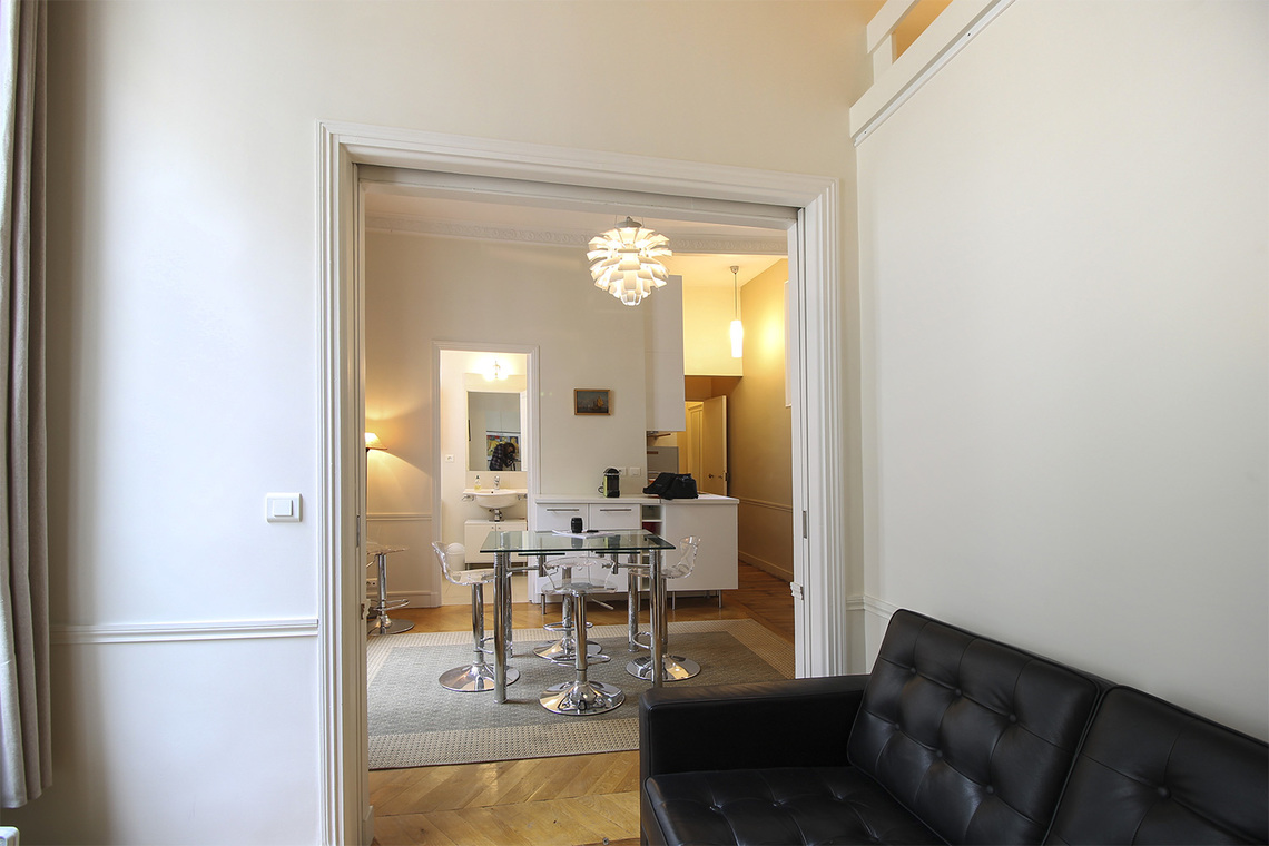 Apartment Paris Rue Bonaparte 7