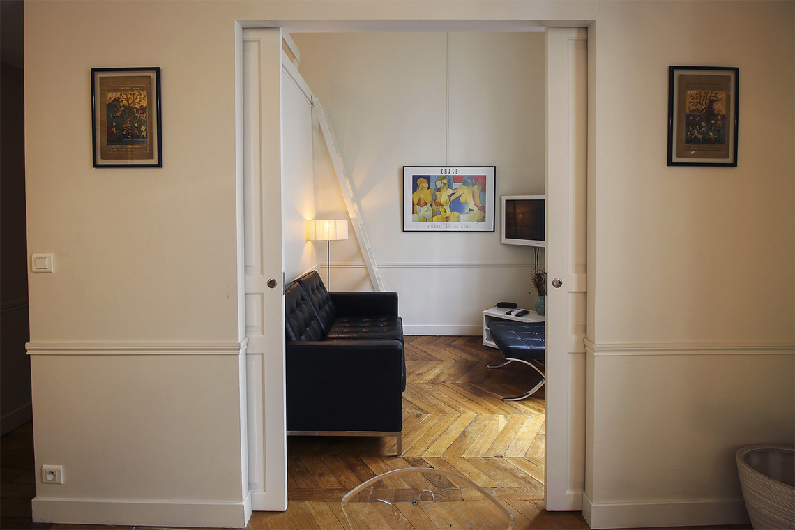 Apartment Paris Rue Bonaparte 5