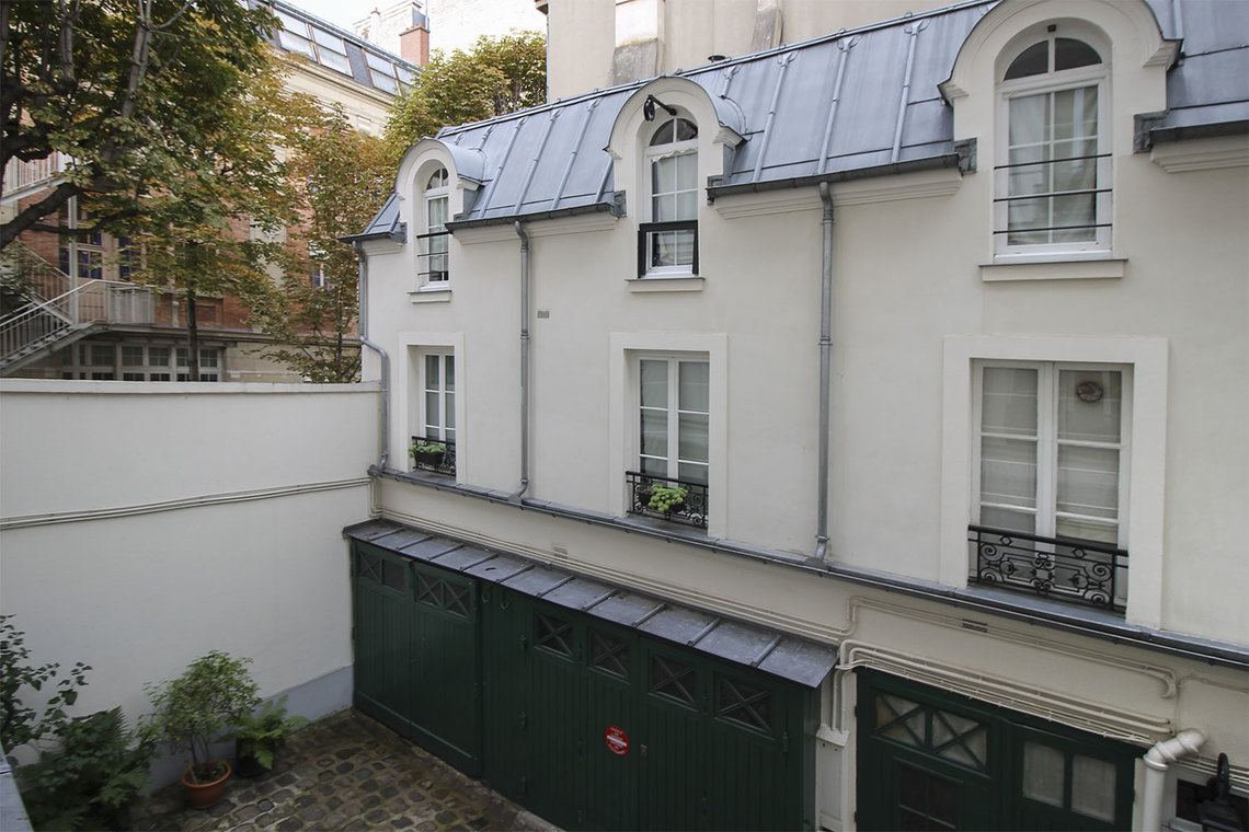 Apartment Paris Rue Bonaparte 15