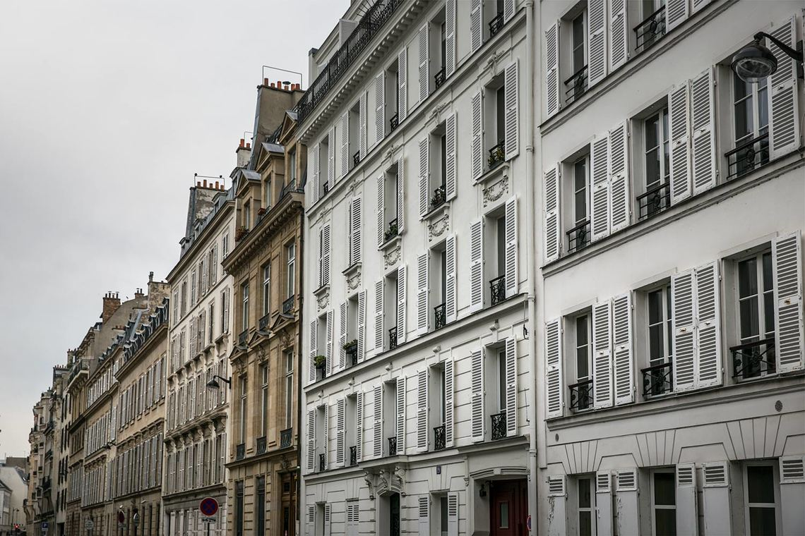 Apartment Paris Rue Vaneau 19