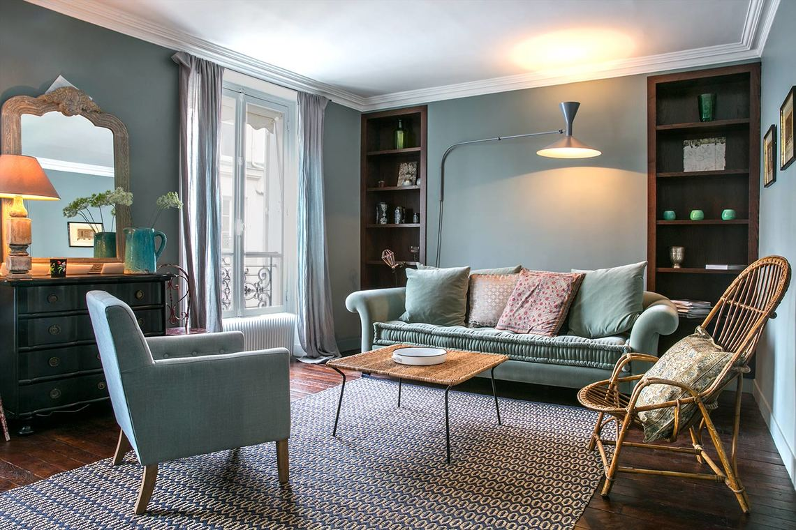 Furnished apartment for rent Paris Rue Vaneau