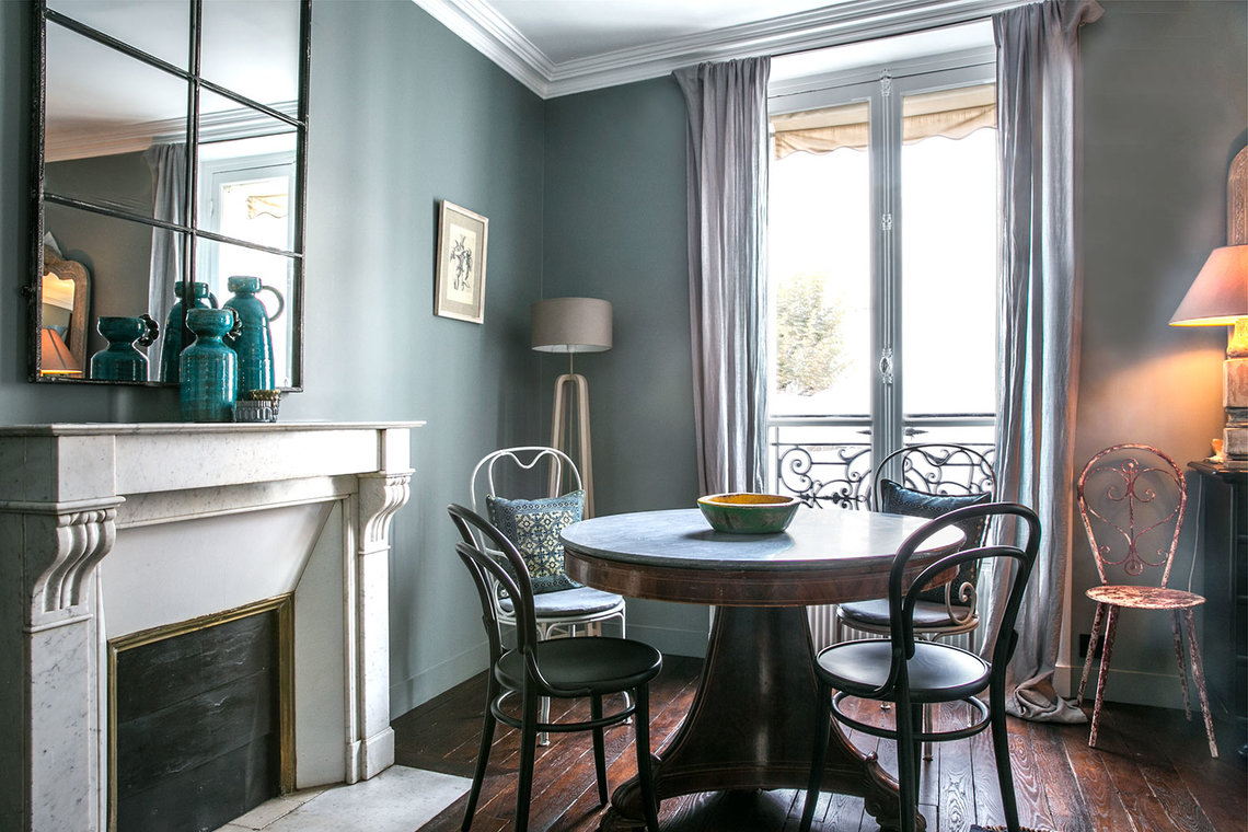 Apartment Paris Rue Vaneau 8