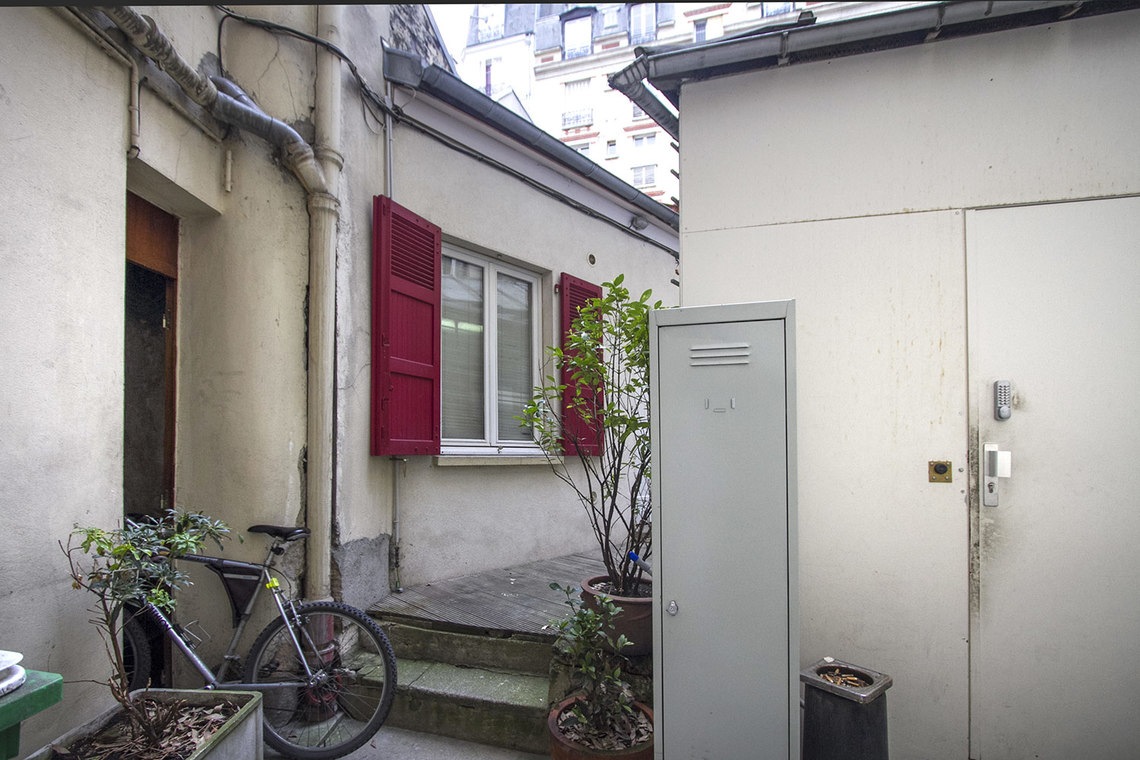 Appartement Paris Avenue de Saint Ouen 13