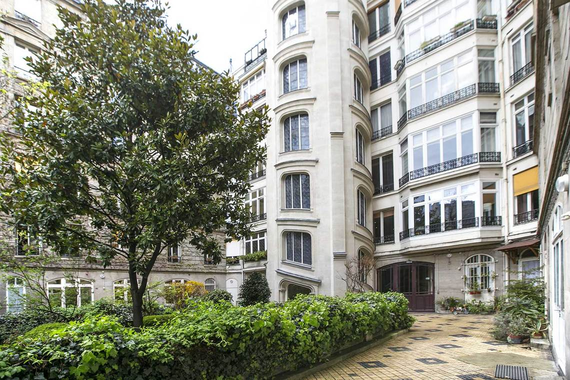 Apartment Paris Boulevard Saint Germain 14