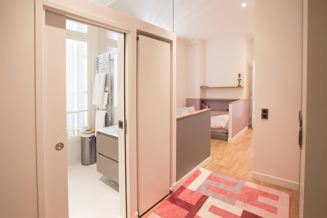 Apartment Paris Boulevard Flandrin 16