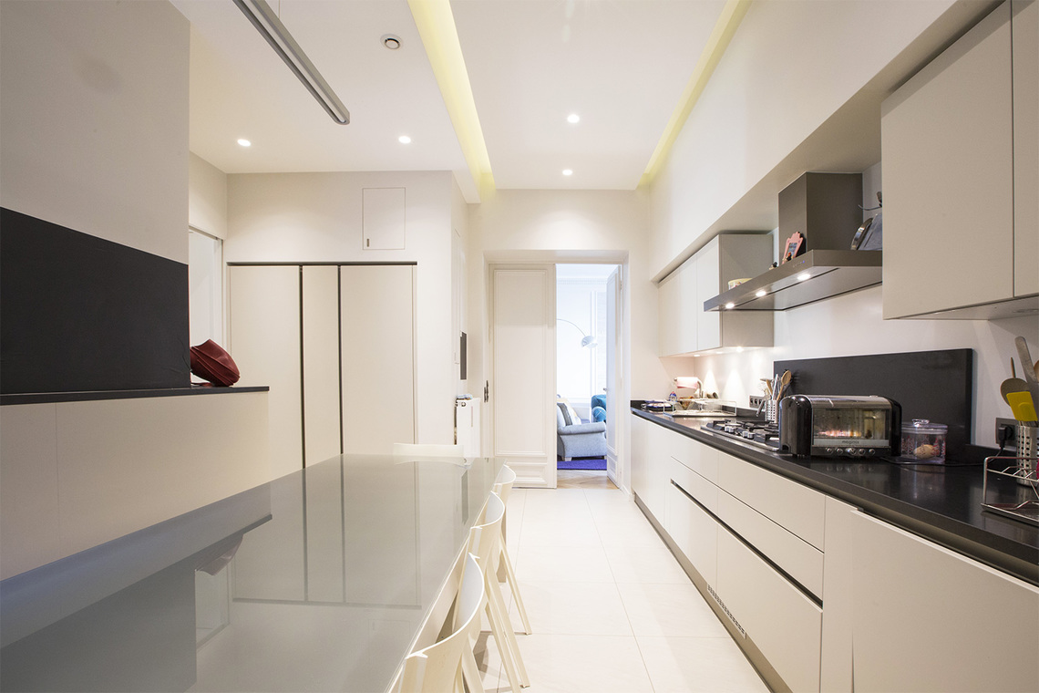 Apartment Paris Boulevard Flandrin 7