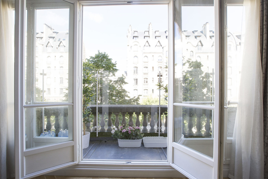 Apartment Paris Boulevard Flandrin 3