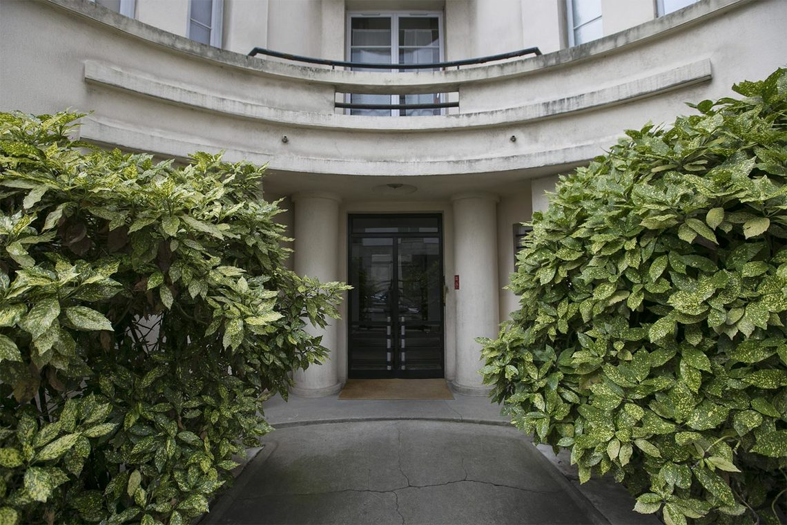 Apartment Paris Rue Jouvenet 20