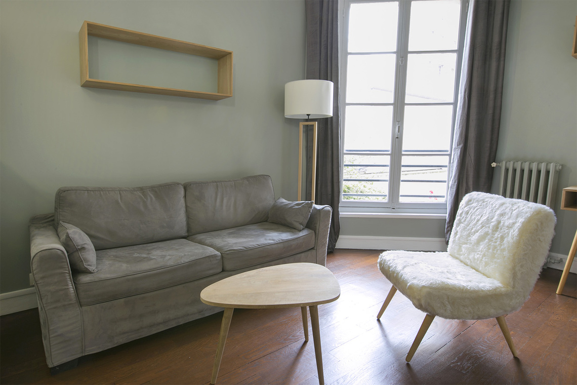 Apartment Paris Rue Jouvenet 2