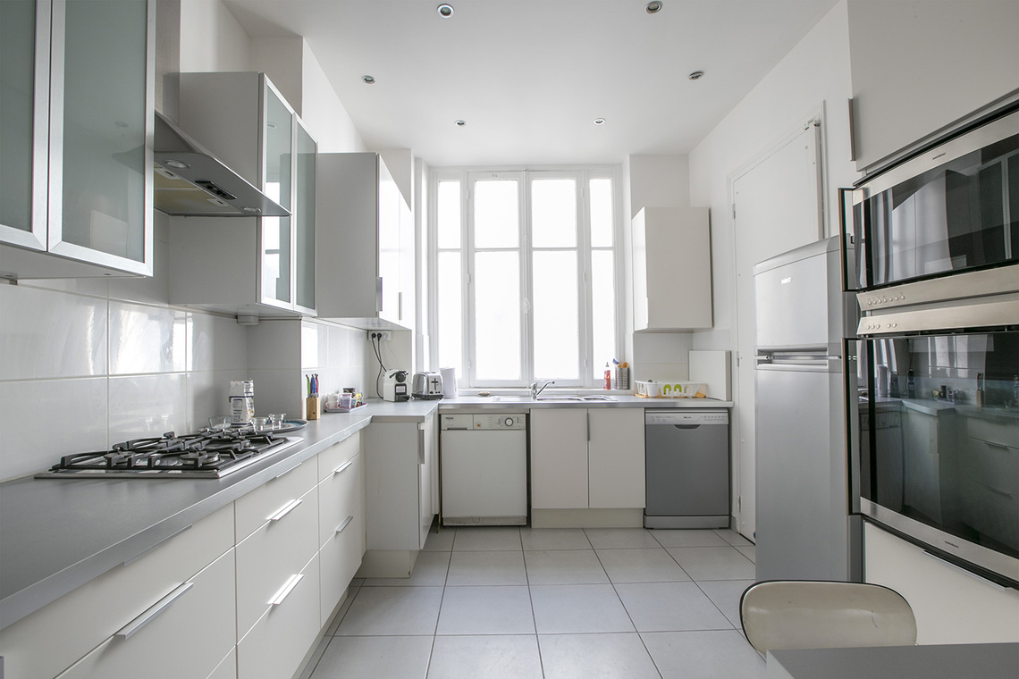 Apartment Paris Rue Theodule Ribot 10