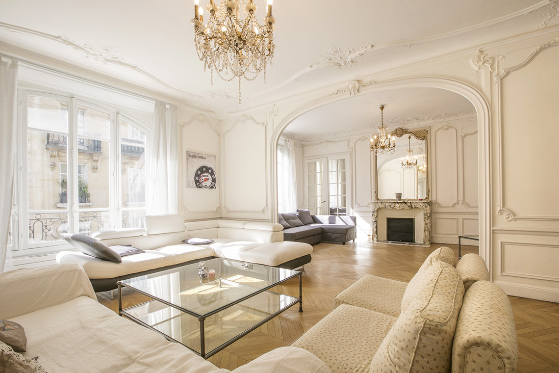 Paris Rue Theodule Ribot Apartment for rent