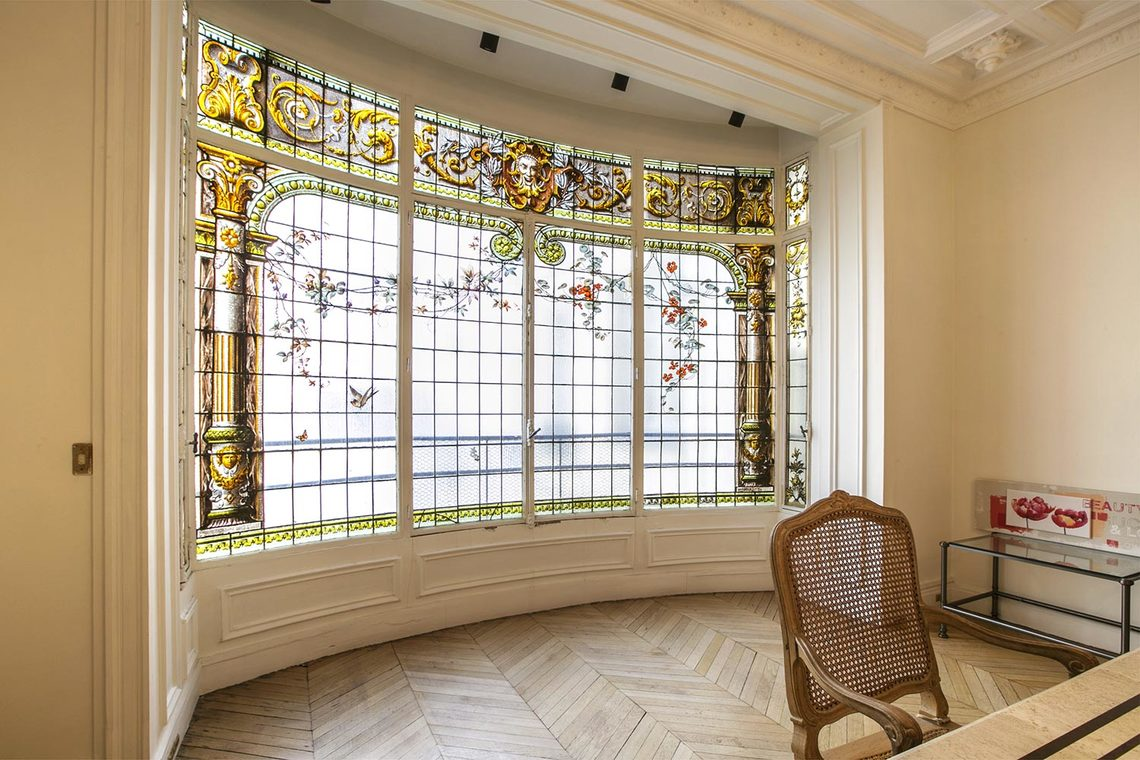 Apartment Paris Rue Theodule Ribot 7