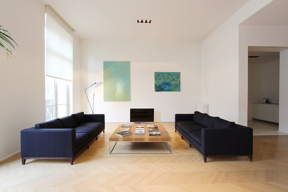 Paris Avenue de Messine Apartment for rent
