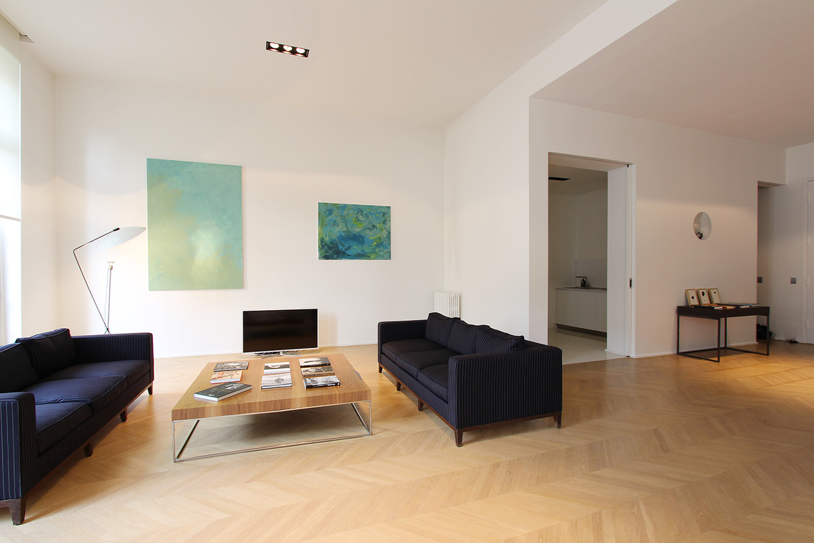 Apartment Paris Avenue de Messine 3