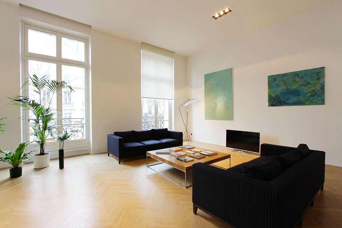 Apartment Paris Avenue de Messine 4