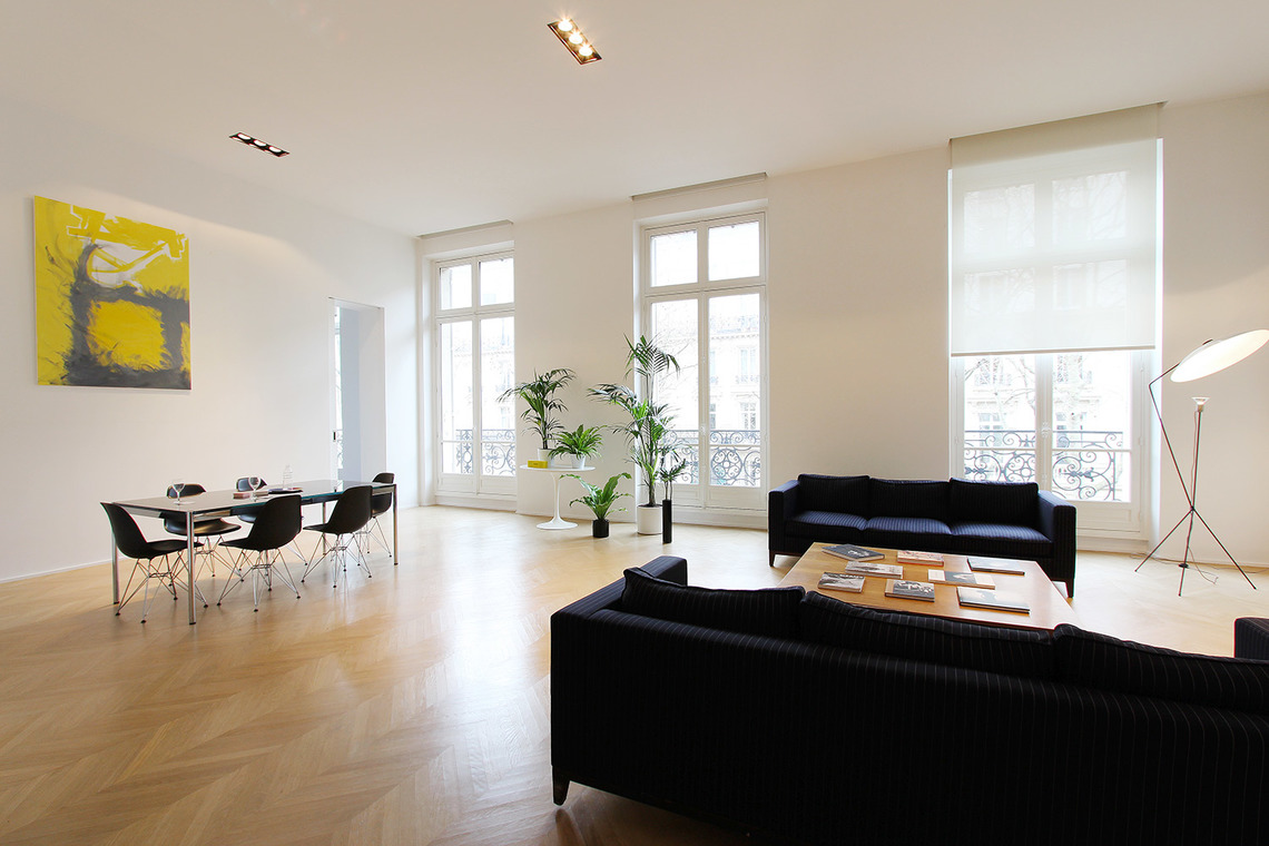 Apartment Paris Avenue de Messine 5