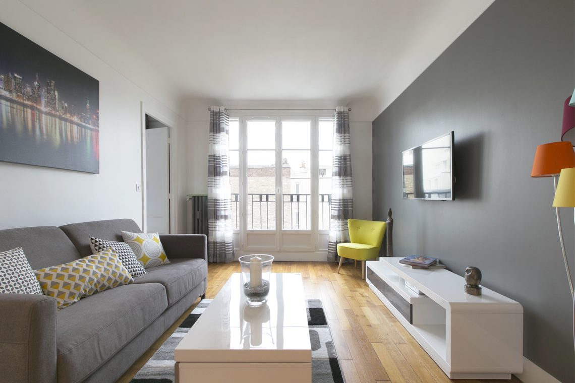 Furnished apartment for rent Paris Rue de Longchamp