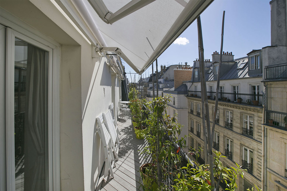 Apartment Paris Rue Saint Augustin 20