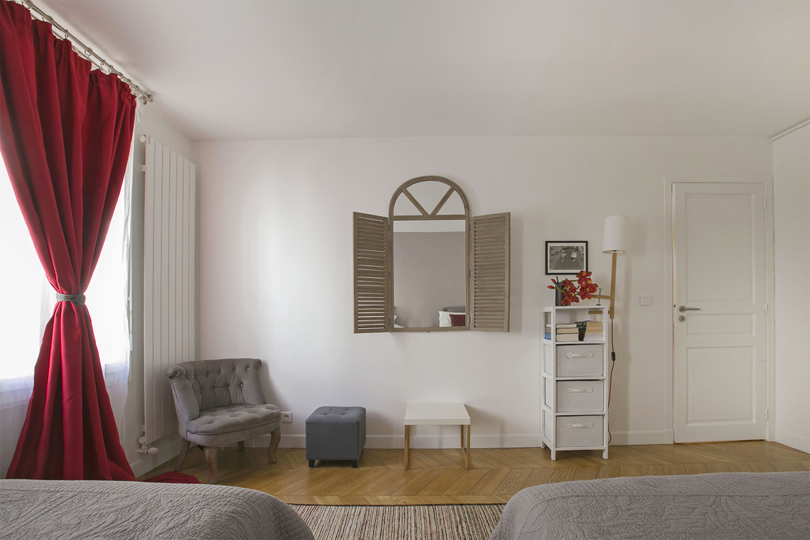 Apartment Paris Rue Saint Augustin 12