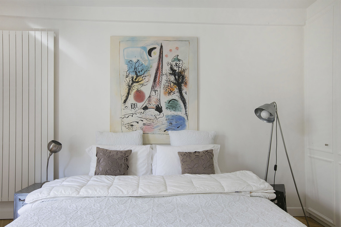 Apartment Paris Rue Saint Augustin 16
