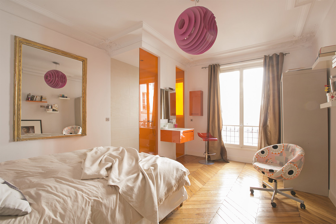Apartment Paris Square Rapp 13