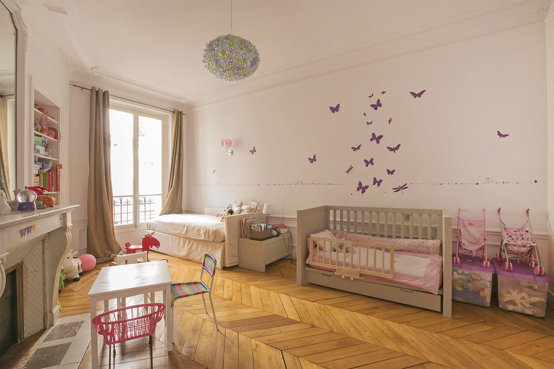 Apartment Paris Square Rapp 15