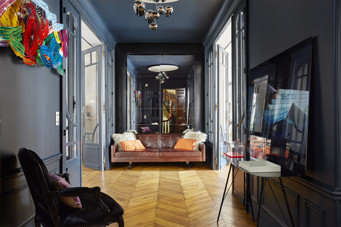 Apartment Paris Square Rapp 7