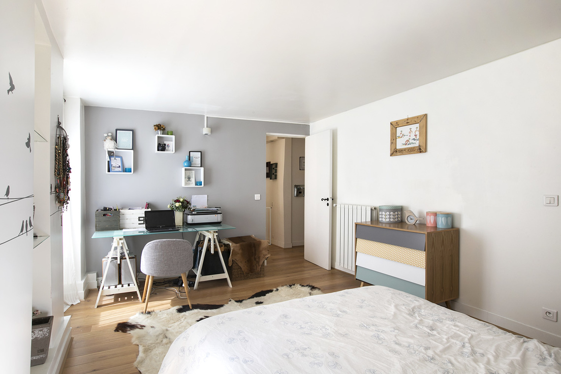 Apartment Paris Rue Nollet 11
