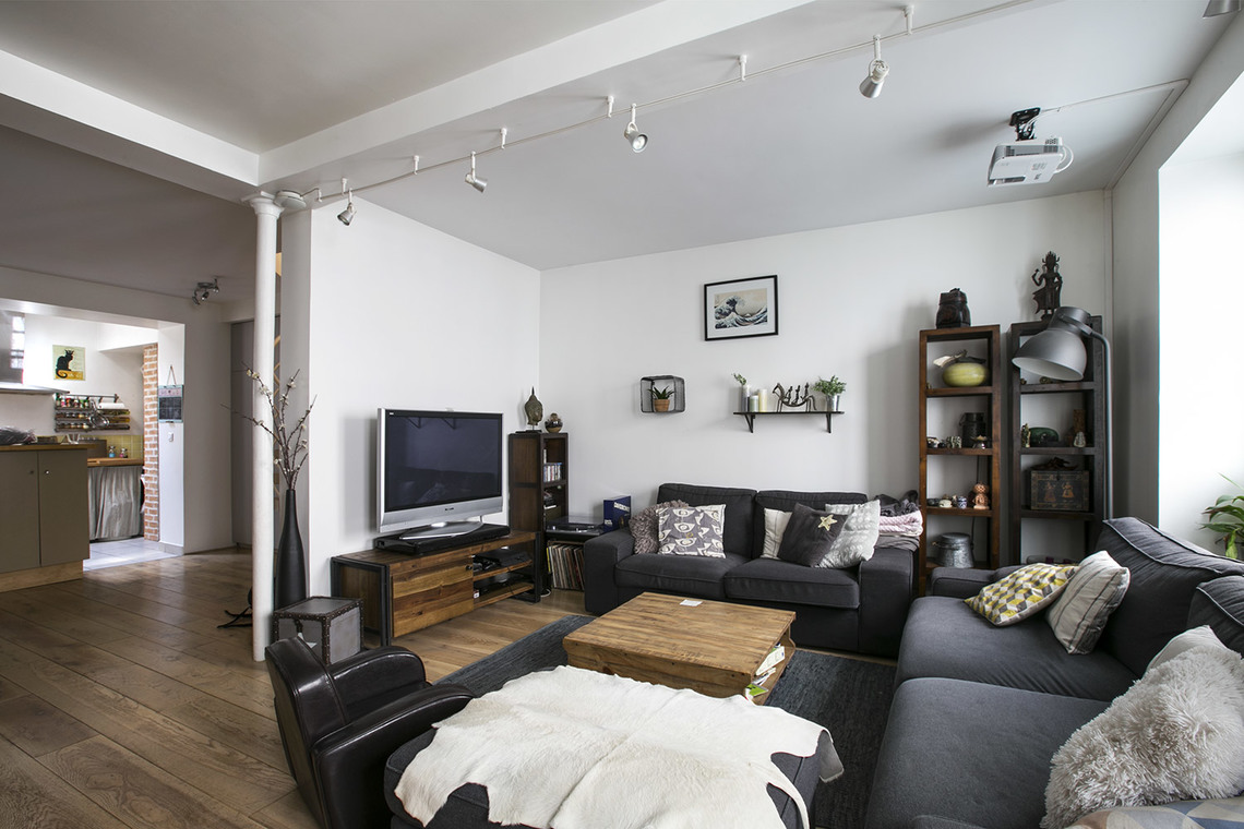 Apartment Paris Rue Nollet 2