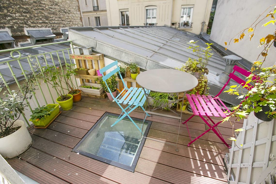 Apartment Paris Rue Nollet 9