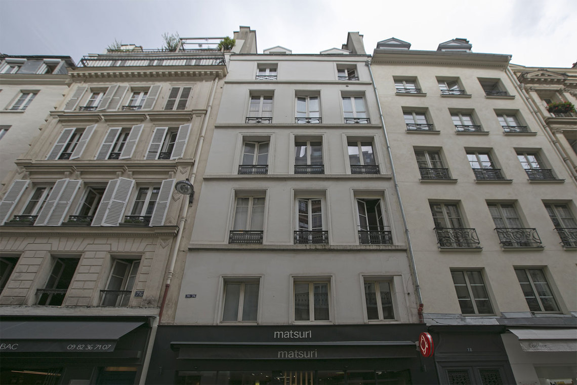 Apartment Paris Rue du Bac 11