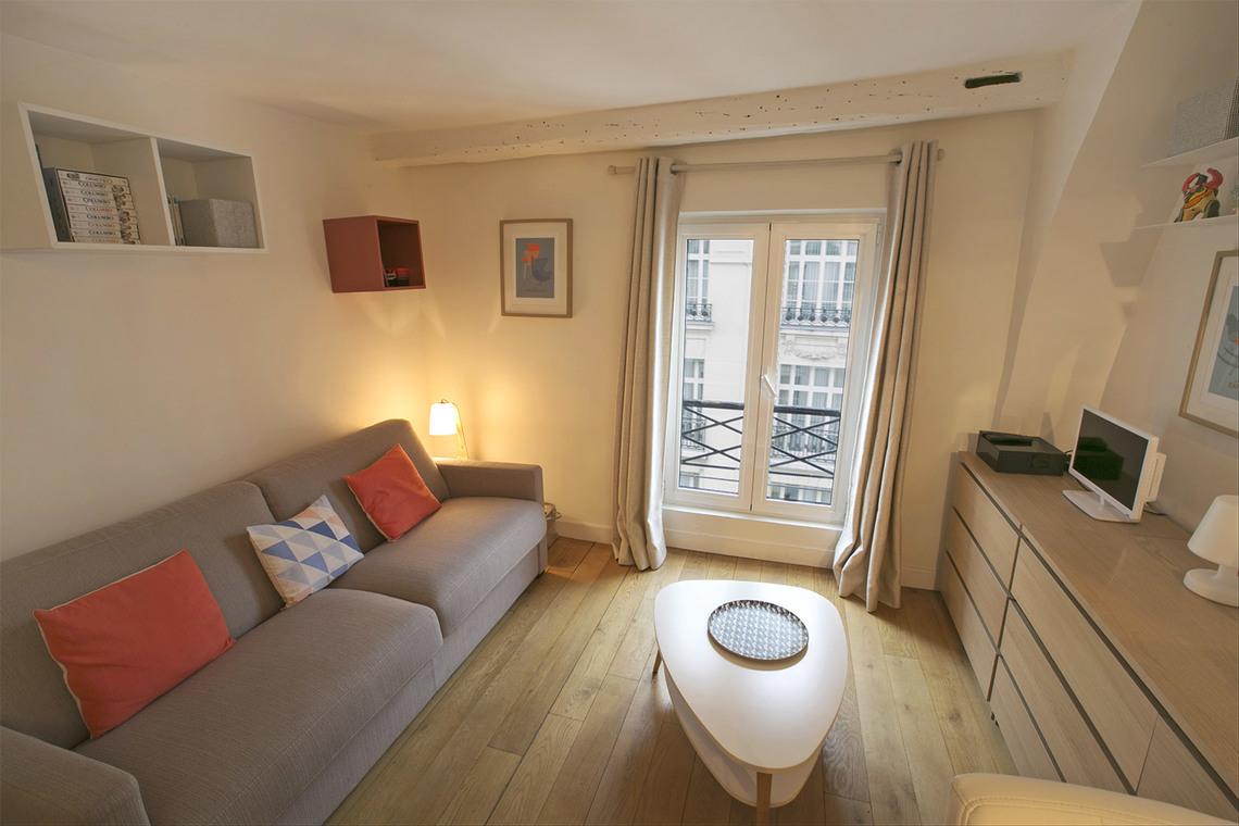 Furnished apartment for rent Paris Rue du Bac